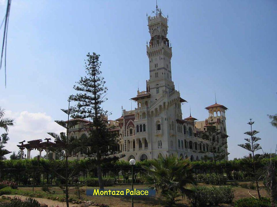 Al Montazah Palace Hotel.