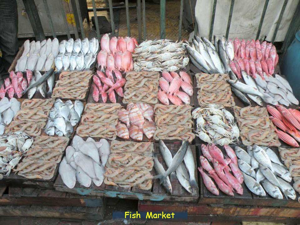 Market - Bazaar