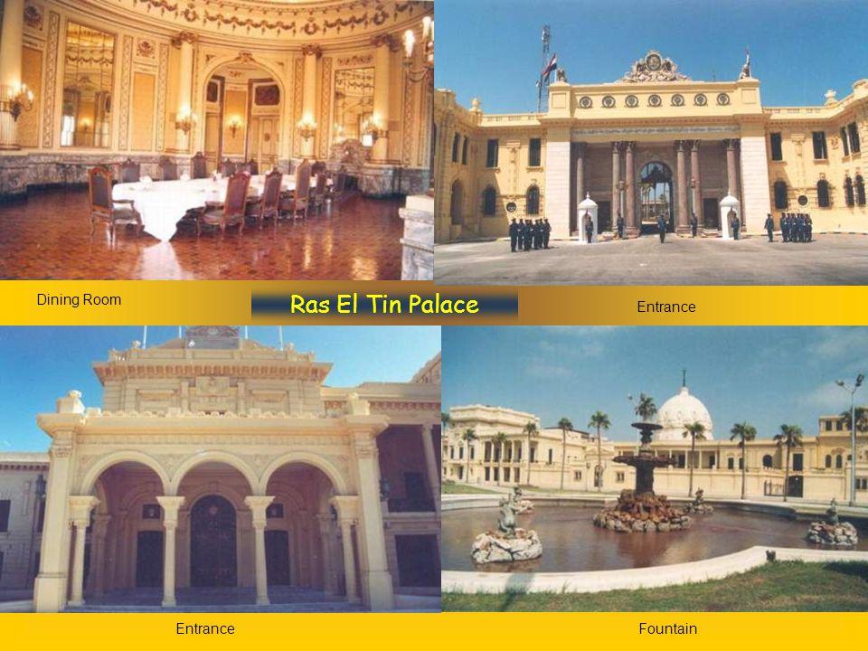 Ras-el-tin Palace