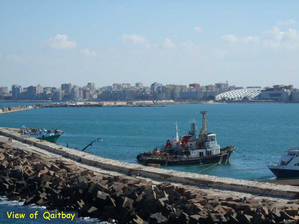 View of Qaitbay