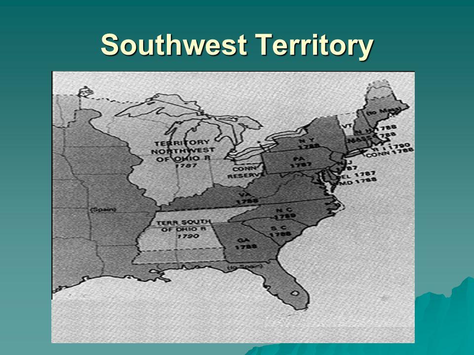 Southwest Territory