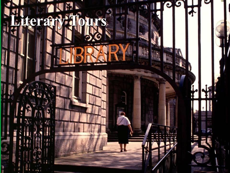Literary Tours