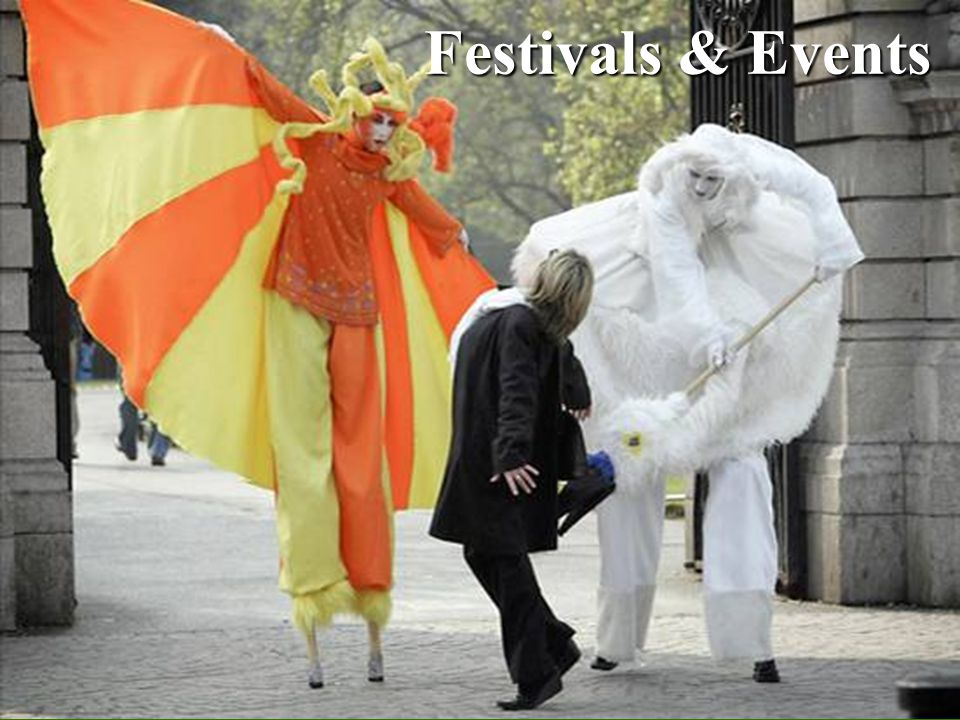 41 Festivals & Events