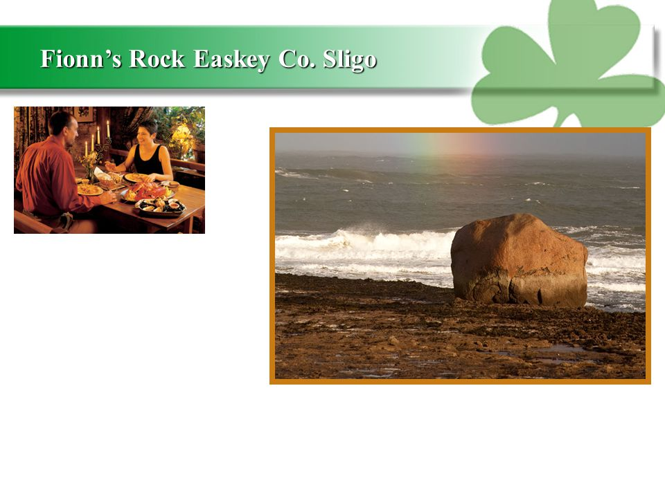 Fionn's Rock Easkey Co. Sligo