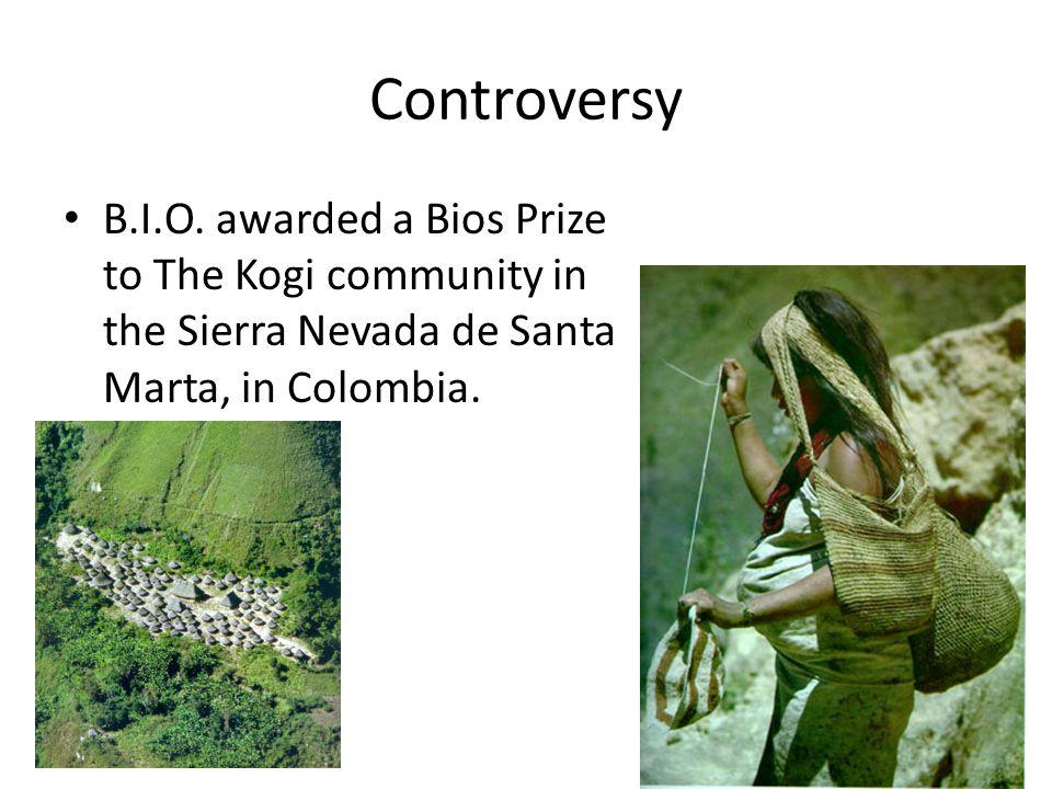 Controversy B.I.O.