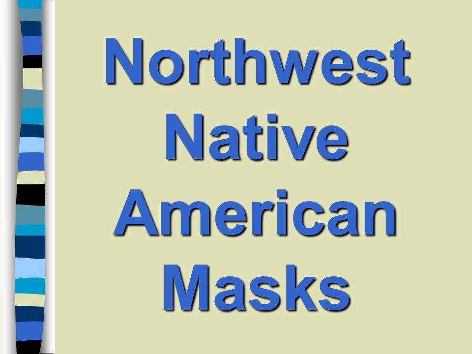 Bear Mask Northwest Native American Masks
