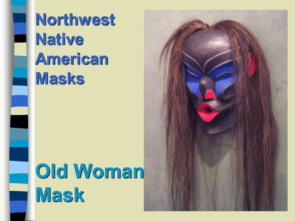 Raven Mask Northwest Native American Masks