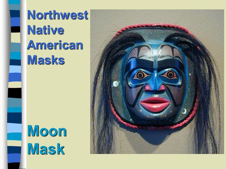 Hawk Man Mask Northwest Native American Masks