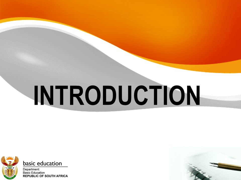 Introduction The attainment of examination and assessment credibility is a journey and not a destination.