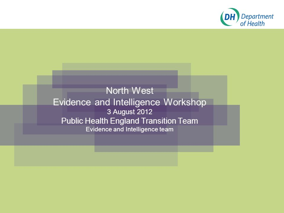 Update on CCG Intelligence Programme, Delivery of DMICs & links with Local Public Health Presented by Helen Brown, & Ming Tang Local Public Health Transition Team Workshop 3 August 2012 Contact: Helen.brown24@nhs.net Helen.brown24@nhs.net Ming.Tang@wmhccs.nhs.uk