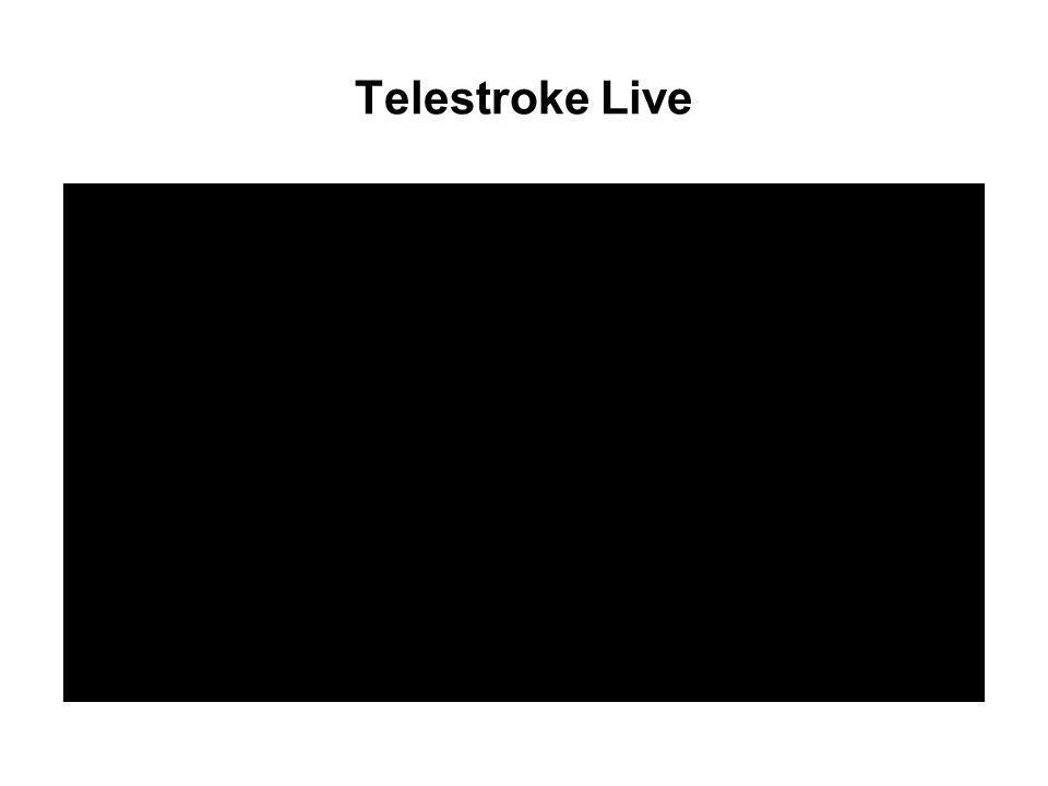 Telestroke Live