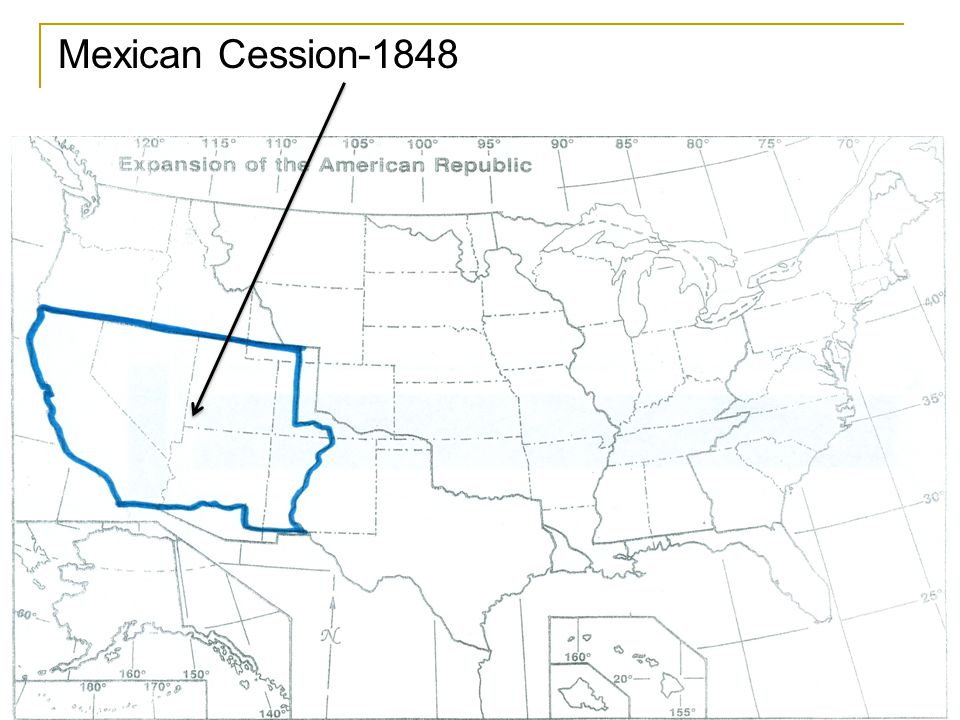 Mexican Cession-1848