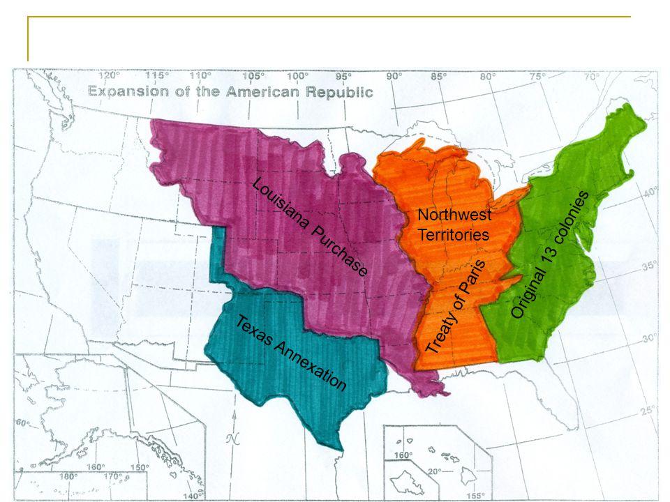 Oregon Territories- 1846