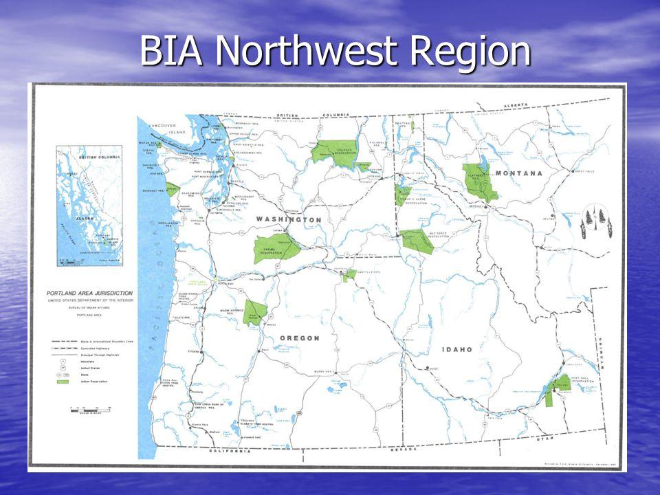 BIA Northwest Region
