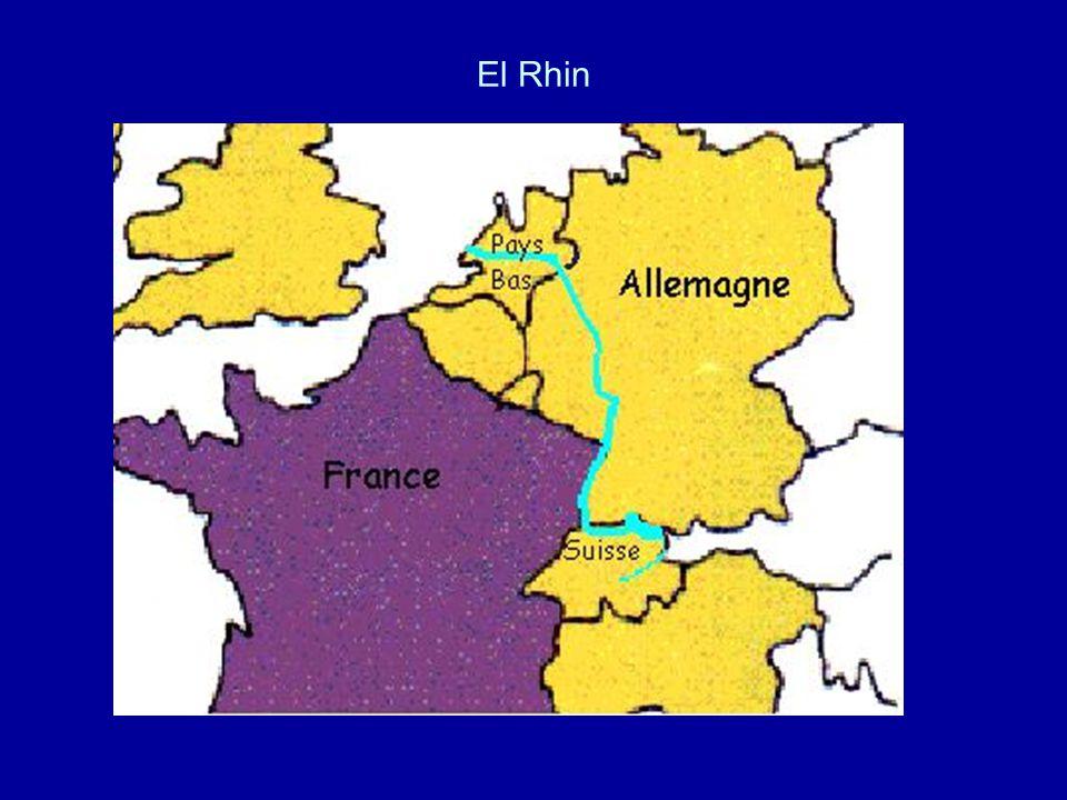 El Rhin