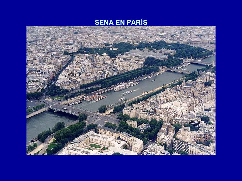 SENA EN PARÍS