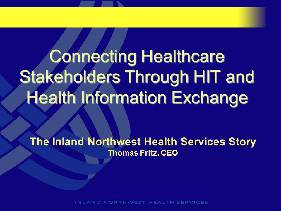 Inland Northwest Health Services INHS is a not-for-profit 501(c)3 corporation created in 1994, owned by the hospitals in Spokane and serving residents of WA, ID, MT, OR and Canada.