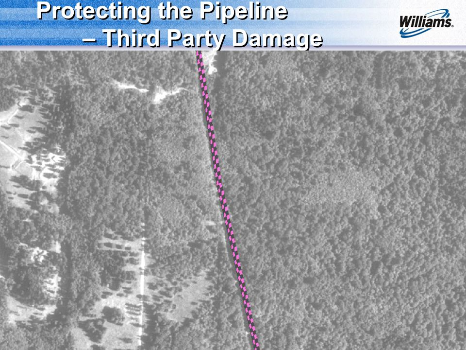 Protecting the Pipeline – Third Party Damage