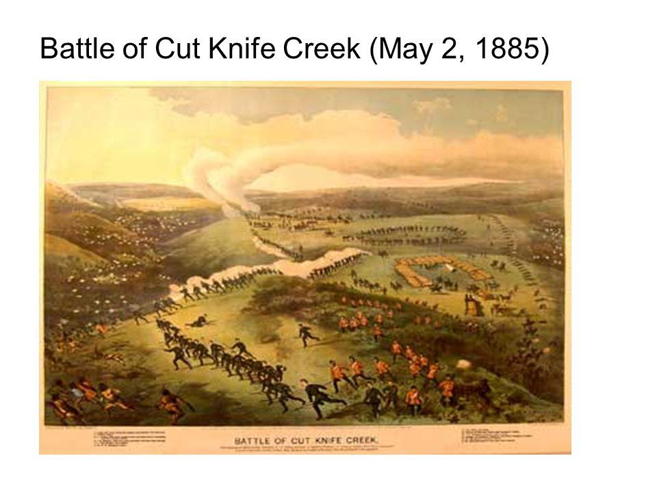 Battle of Cut Knife Creek (May 2, 1885)