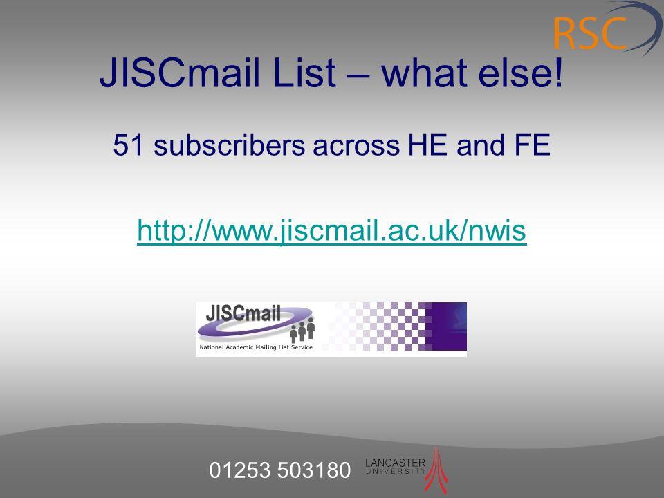 01253 503180 Del.icio.us http://del.icio.us/ nwis