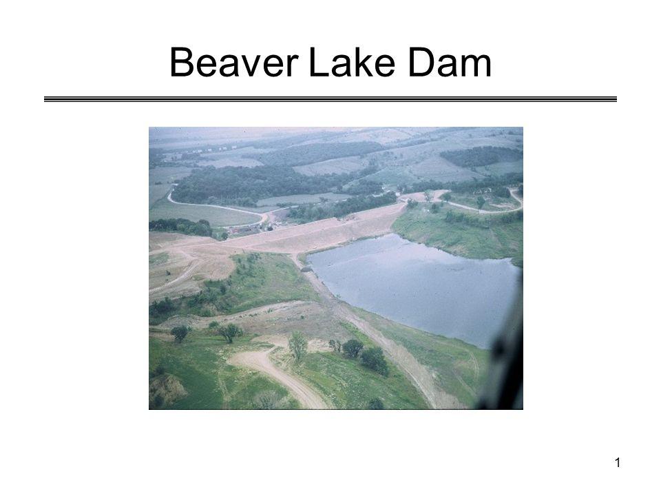 1 Beaver Lake Dam