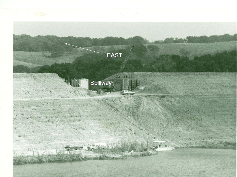 4 EAST Spillway