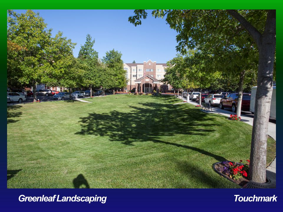 Greenleaf Landscaping Touchmark