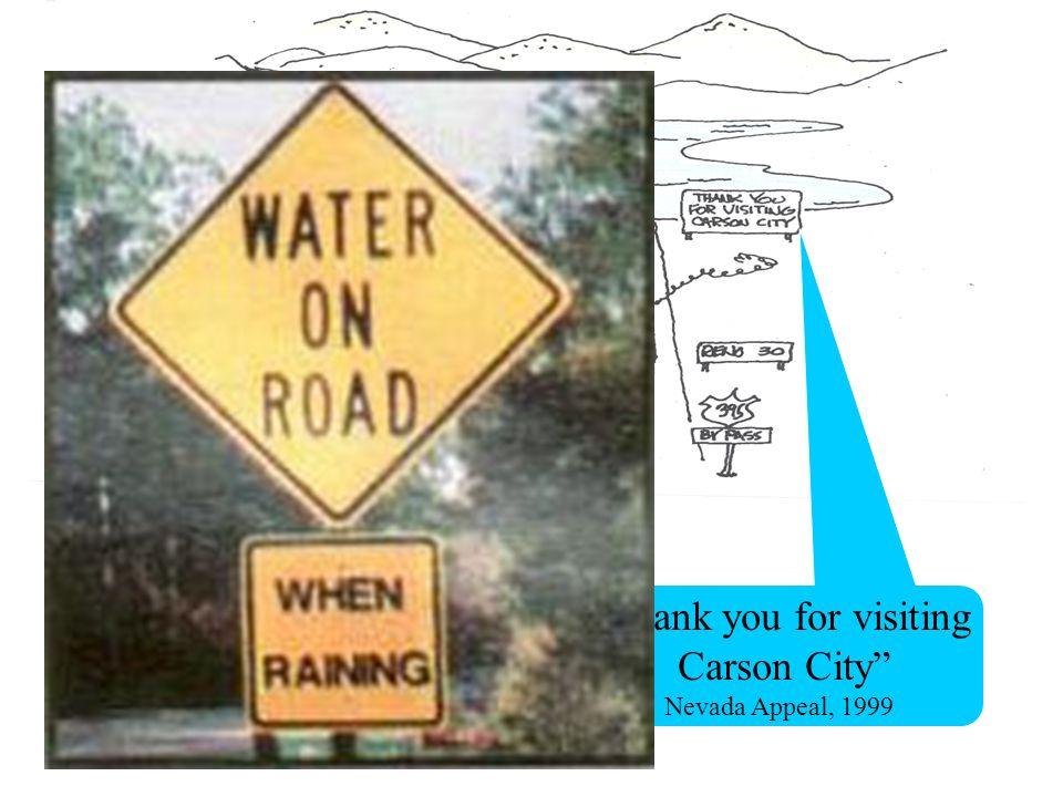 Carson City Stormwater Master Plan 1994 Master Plan 401b Alternatives Analysis Northwest Alternatives Analysis