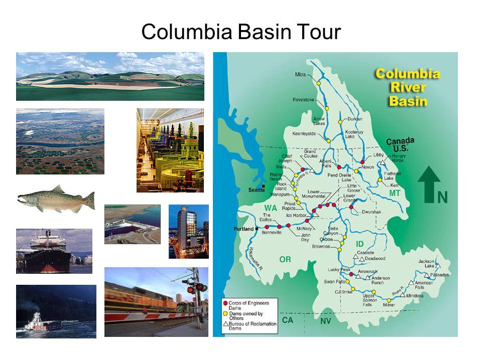 Columbia Basin Tour