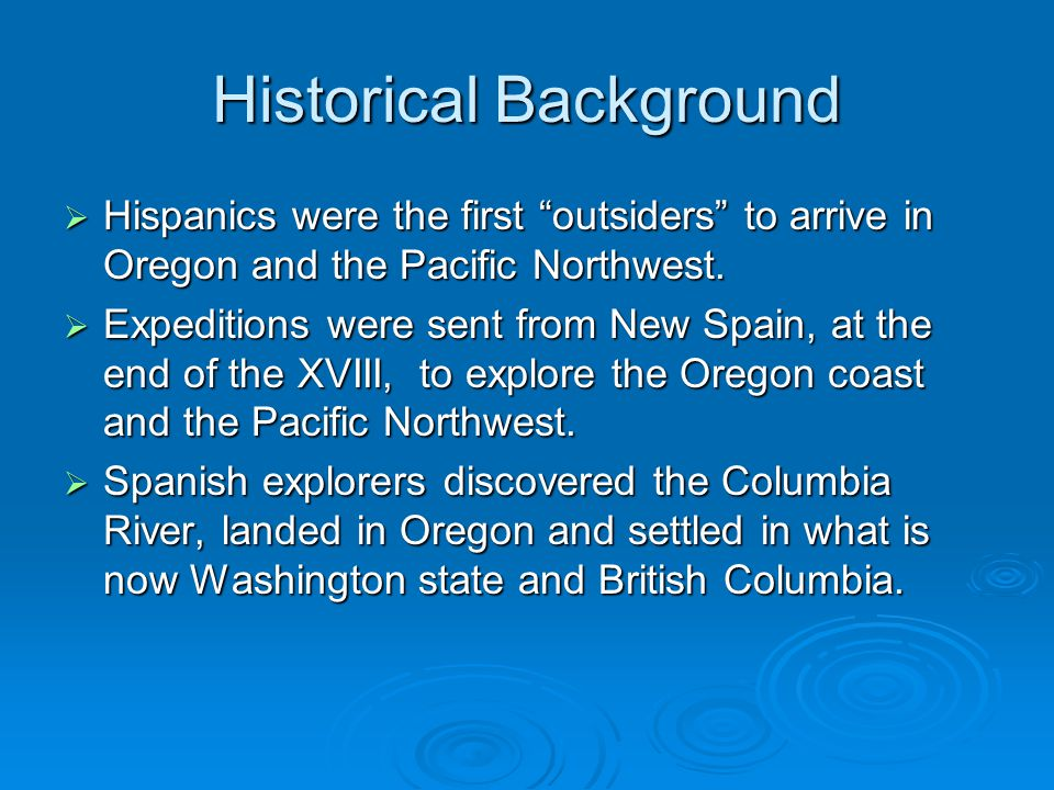 Hispanics in Oregon  Almost 245 thousand Hispanics in the State are US citizens, about 73% of the total Latino group.
