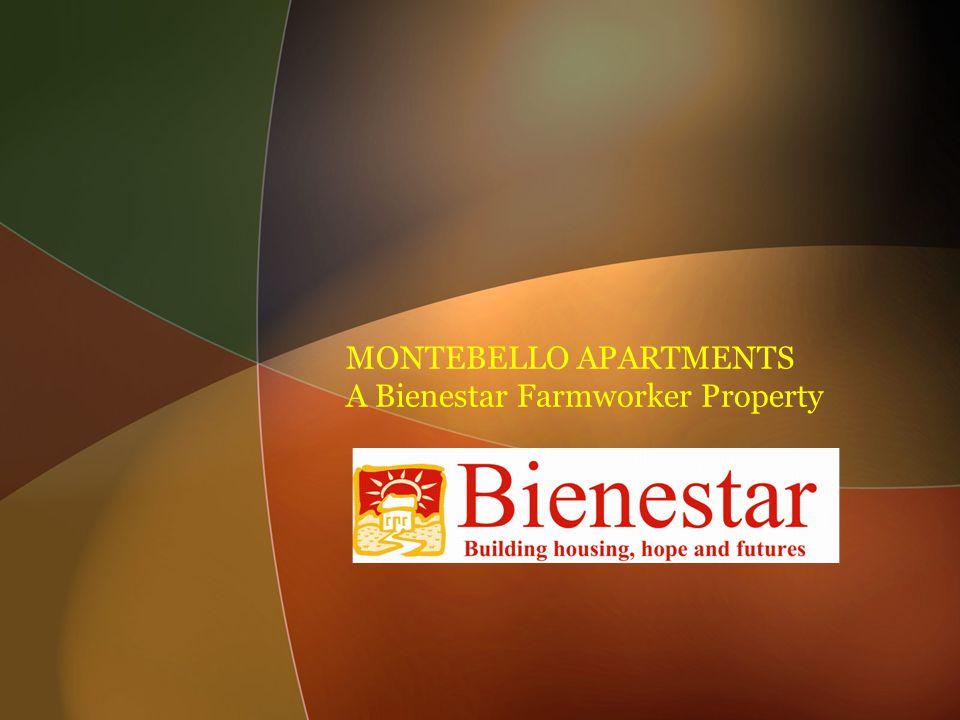 MONTEBELLO APARTMENTS A Bienestar Farmworker Property