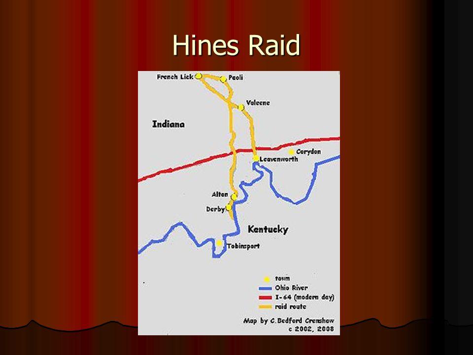 Hines Raid