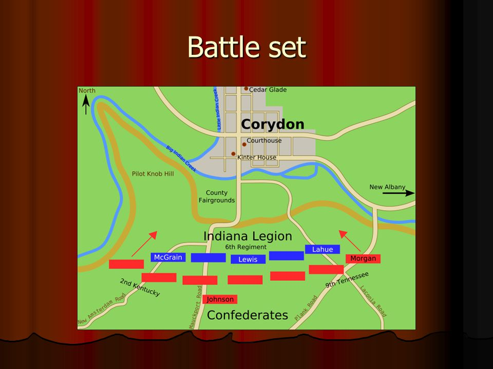 Battle set