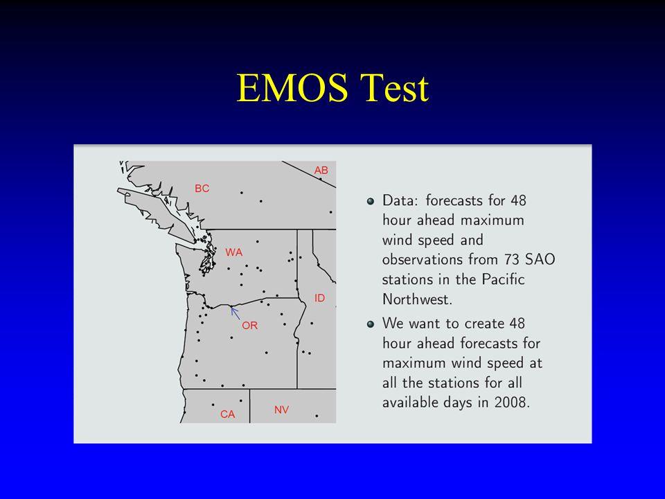 EMOS Test