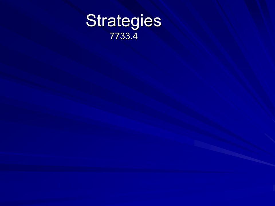 Strategies 7733.4