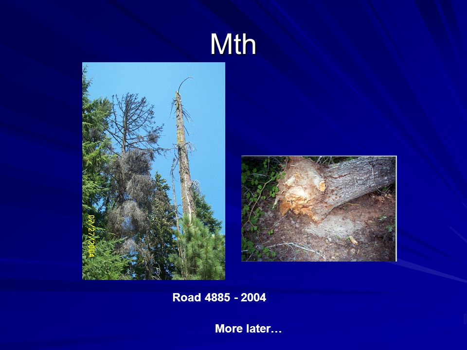 Mth Road 4885 - 2004 More later…
