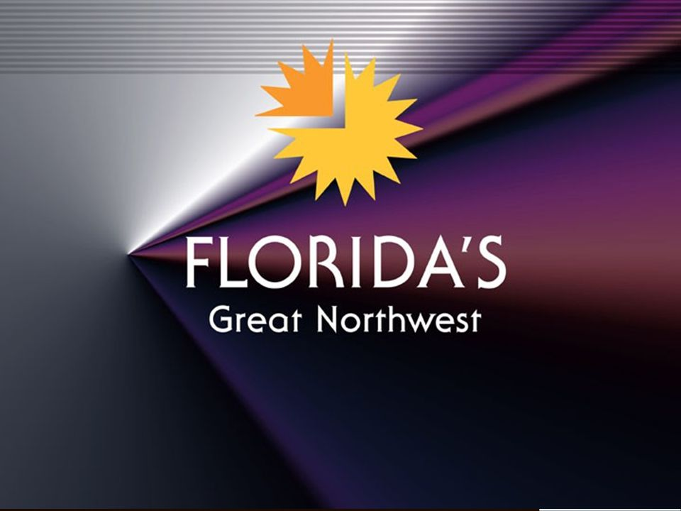 Florida's Great Northwest Program Of Work