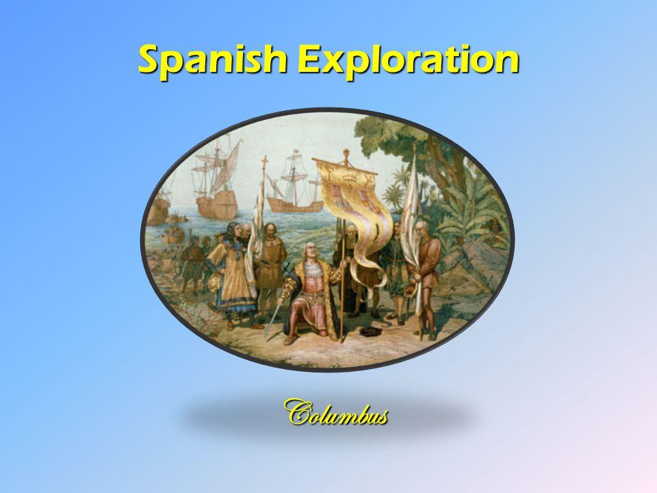 Spanish Exploration Columbus