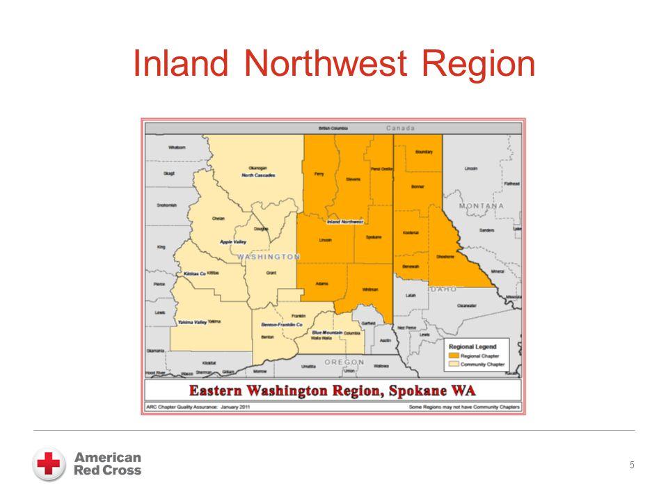 Inland Northwest Region 5