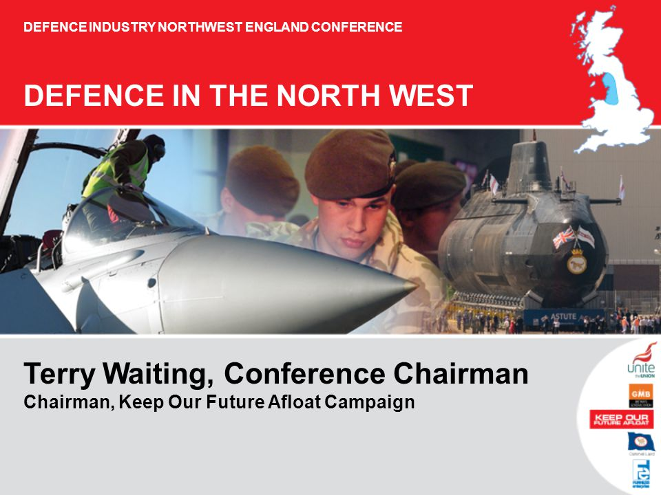 Summary –We and our supply chain play an unique role in supporting the UK's Armed Forces –We support UK operations in terms of industrial responsiveness and self-determination for operational capability.