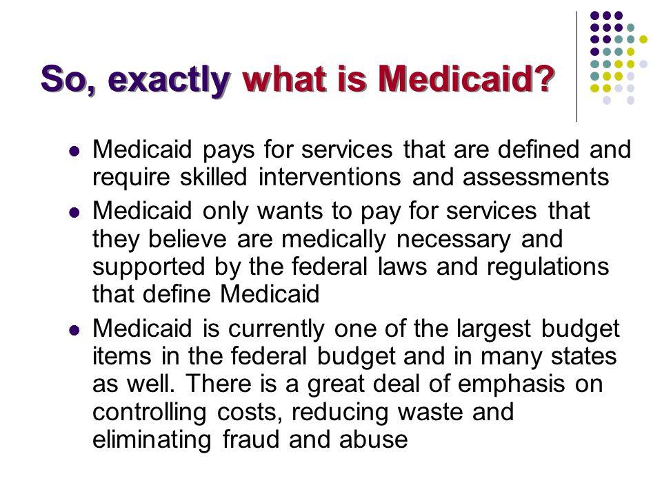 Cold Hard Facts No Documentation No Bill/Encounter No Cash No Services No Jobs No help for people who need help
