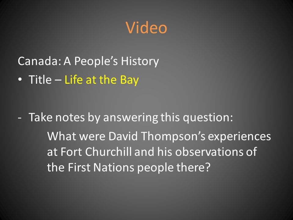How did the fur trade affect First Nations culture.