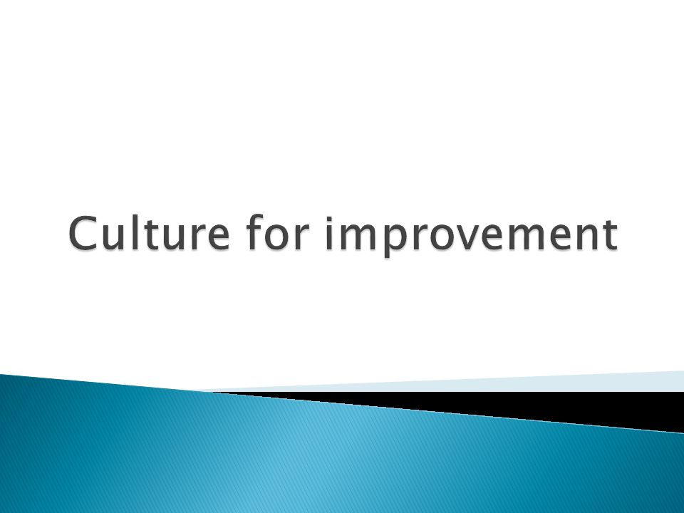  Process: ◦ Benefits beyond helping patients – making job easier ◦ Credibility of evidence – obvious, evidence based, believed ◦ Adaptability of improved process – continuous improvement ◦ Effectiveness of system to monitor process – communication of results  Staff ◦ Staff involvement and training to sustain process ◦ Staff attitudes towards sustaining change - involvement and empowerment ◦ Senior leadership engagement – responsibility and advice ◦ Clinical leadership engagement – responsibility and advice  Organisation ◦ Fit with organisation's strategic aims and culture – history of improvement, consistency of improvement goals with strategic aims ◦ Infrastructure for sustainability – staff, facilities, equipment Lynne Maher, David Gustafson, Alyson Evans ©NHS Institute for Innovation and Improvement 2006