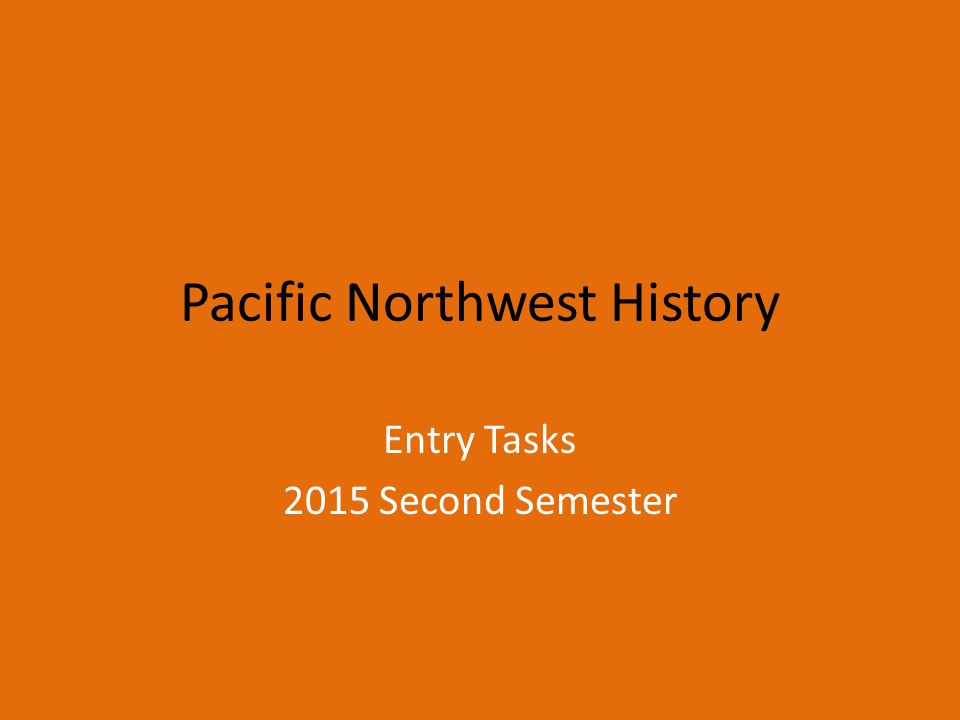 Entry Task #14 3/24/15 There are 3 Native stereotypes in Smoke Signals.