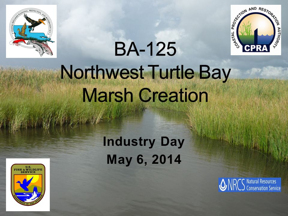 Industry Day May 6, 2014