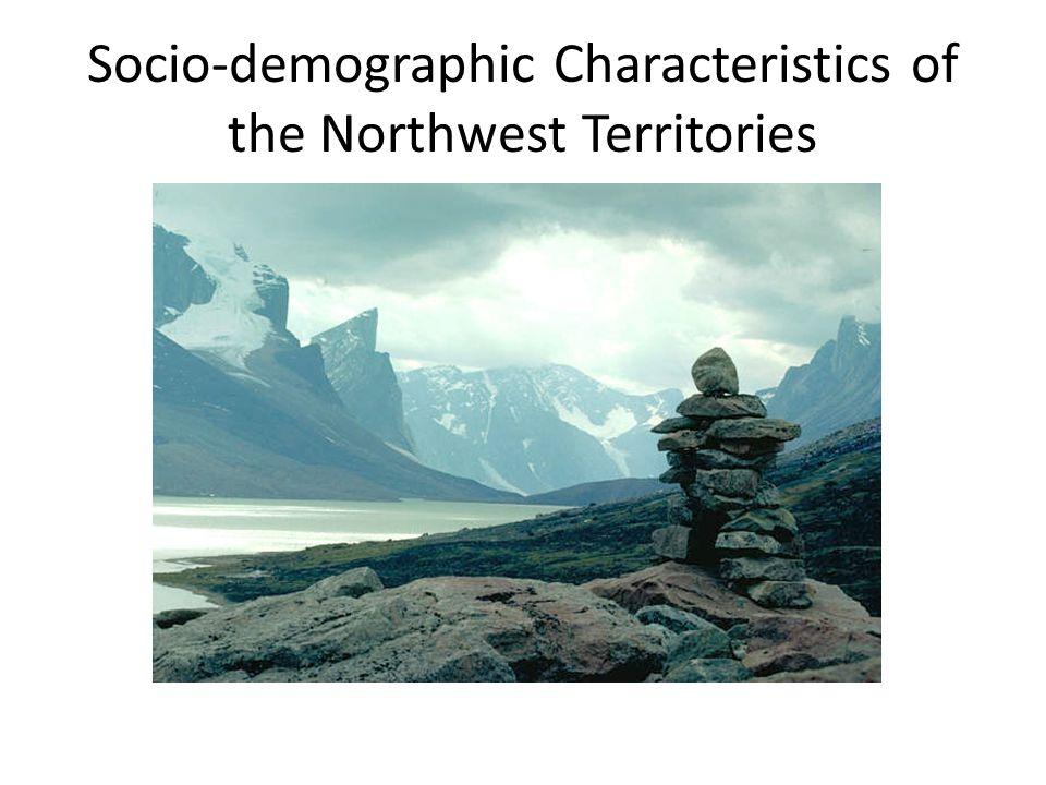 Socio-demographic Characteristics of the Northwest Territories