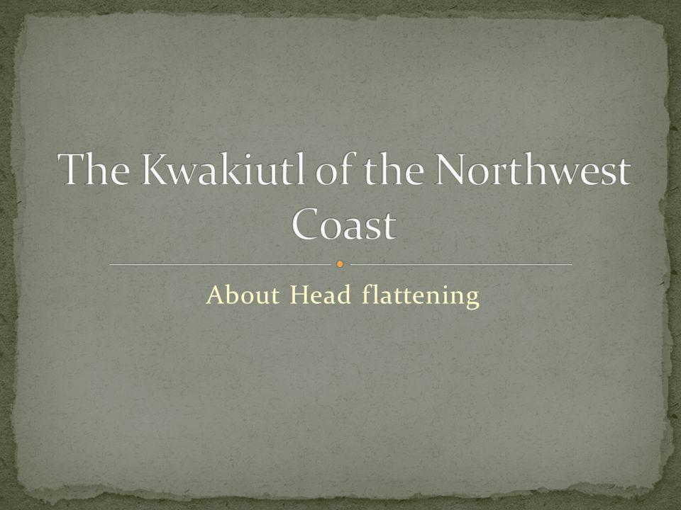 About Head flattening
