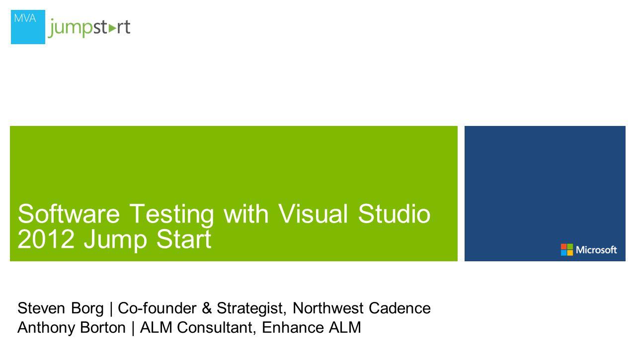 Steven Borg | Co-founder & Strategist, Northwest Cadence Anthony Borton | ALM Consultant, Enhance ALM