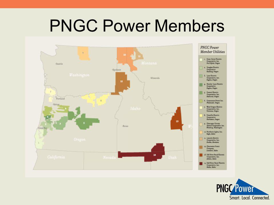 PNGC Power Members