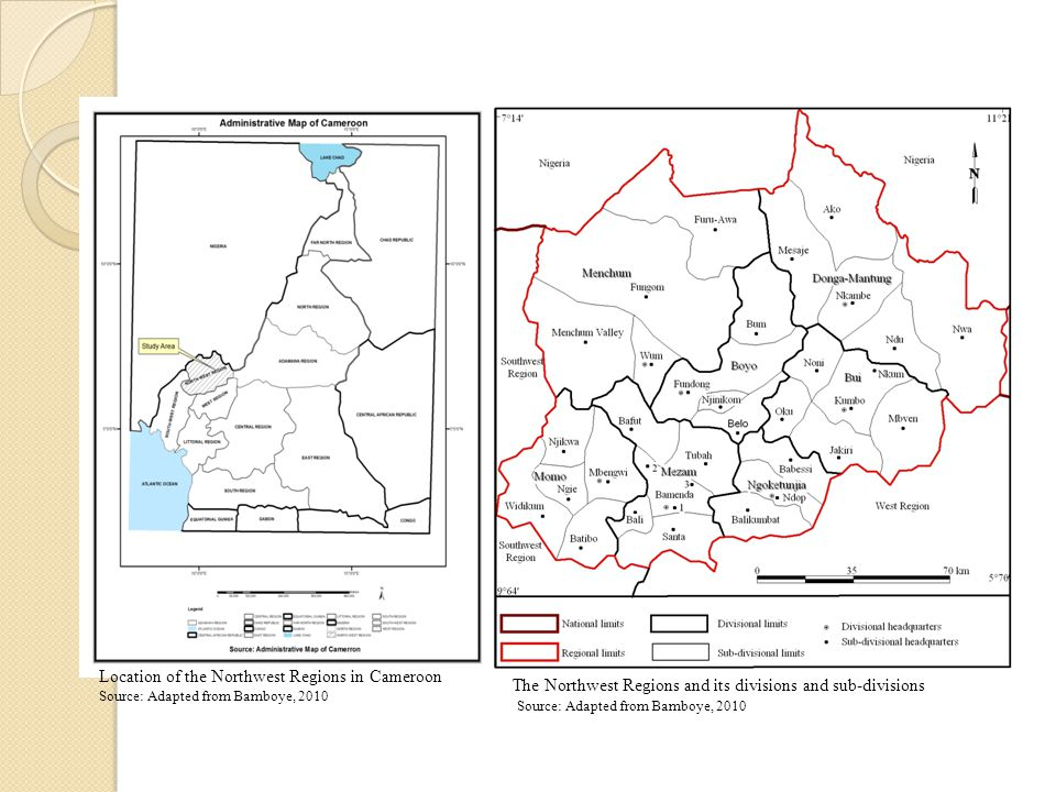 Agro-pastoral Culture in the Bamenda Grassfields 1) Crop production and marketing system within Grassfield communities 1) Livestock production and marketing systems within Fulani and non-cattle owners in the region